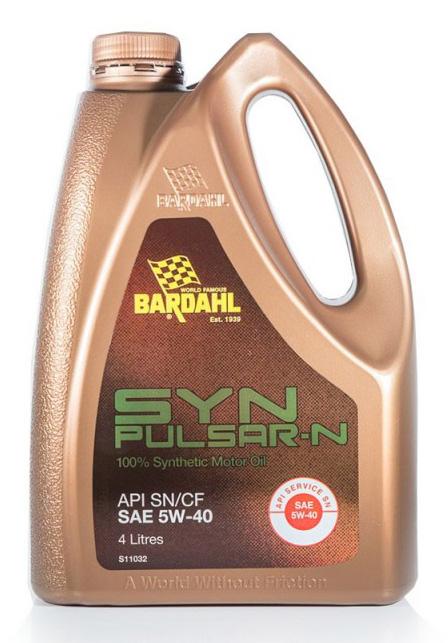 BARDAHL SynPulsar-N 5W-40