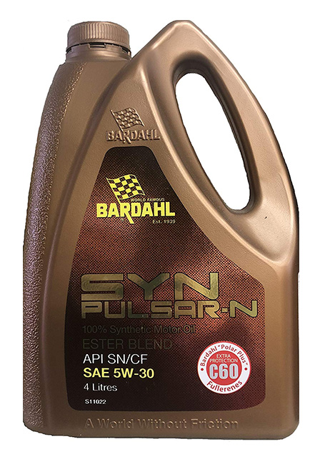 BARDAHL SynPulsar-N 5W-30